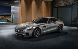 The Mercedes Benz AMG GT-S. Droooool.
