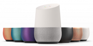 googlehomespeakercolors